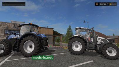 Жесткая сцепка для игры Farming Simulator 2017