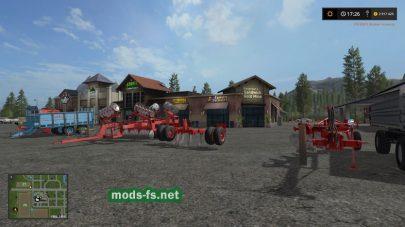 Пак тракторов FS 17