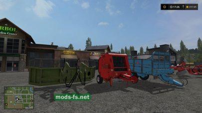 tractors mods