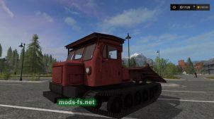 Мод ТТ-4 для FS 17