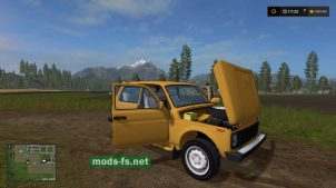 vaz-21214 mods