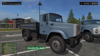 zil-130 mods