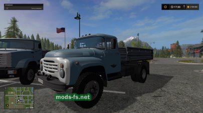 ЗИЛ-45065 для Farming Simulator 2017