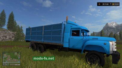 zil-133 mods