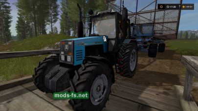 MTZ 1221 mods