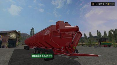 Мод прицепа BROMAR MBT 150