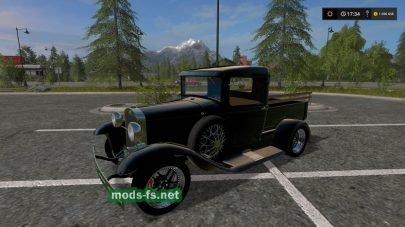 Мод Ford Model A 1930 для FS 17