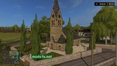 Архитектура в игре FS 2017