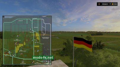 Мод немецкой карты