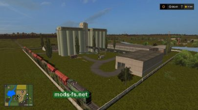 FourIn One Map FS17