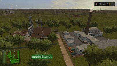 Пак русских карт для Farming Simulator 2017