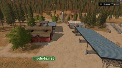 Карта Колорадо для FS 17
