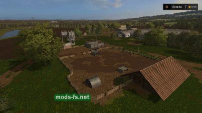 Ферма на карте Максимовка
