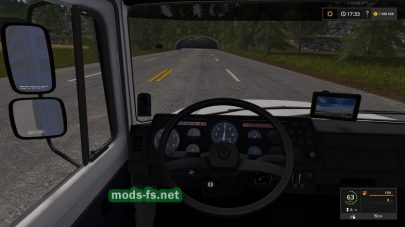 Мод грузовика ГАЗ 35071
