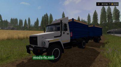 ГАЗ 35071 для FS 2017