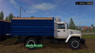 ГАЗ 35071 с прицепом для FS 17