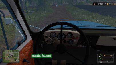Мод грузовика ГАЗ 53