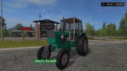 UMZ 6 mods FS 17