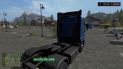 MAZ 5440 mods