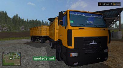 Maz-6501 Selhoz