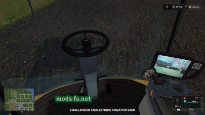 Опрыскиватель Challenger для FS 2017