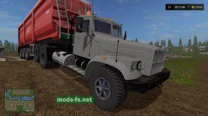 KrAZ-256 M82S для FS 17