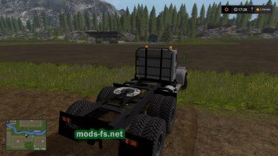 KrAZ-256 mods