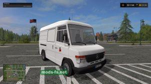 Mercedes-Benz Vario 614D