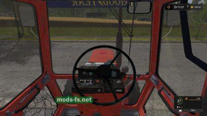 Мод трактора МТЗ 82