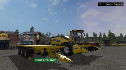 New Holland ROLL mods