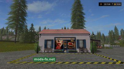 Производство икры Farming Simulator 2017