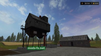 FS17 seed mod placeable