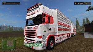 Scania R730 для FS 2017