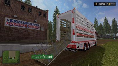 Scania R730 mods