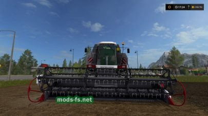 Vector 410 для Farming Simulator 2017