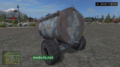 VUO3A FS17 mods