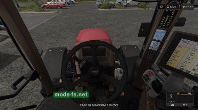 CASE IH MAXXUM mods