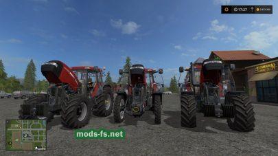 CASE MAXXUM mods FS 17