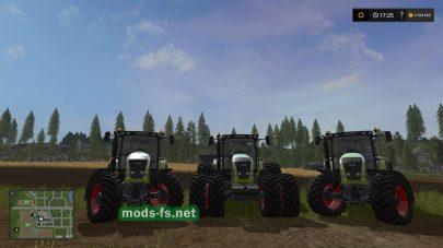 Пак тракторов CLAAS AXION 800