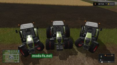 CLAAS AXION mods