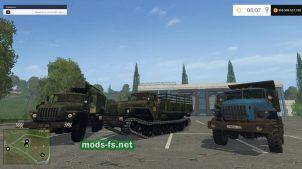 ural mods FS 15
