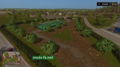 Карта Cantabria Infinite для Farming Simulator 2017