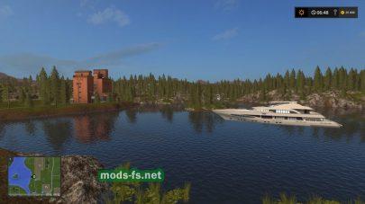 Озеро в FS 17