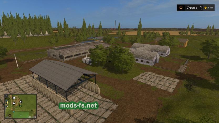 Скачать игру фермер симулятор 2017 колхоз рассвет