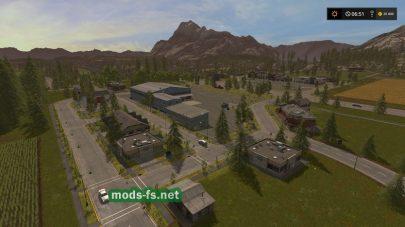 Valley Crest Farm map