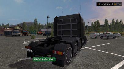 ГАЗ Титан mods