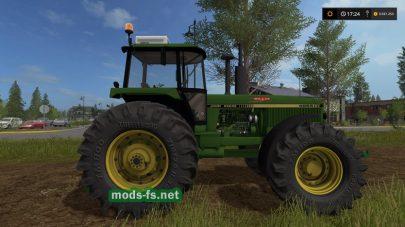 Мод трактора JOHN DEERE 4955