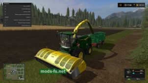 JOHN DEERE 8000 SERIES mods