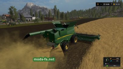 JOHN DEERE для Farming Simulator 2017