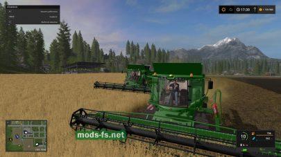 JOHN DEERE mods FS 17